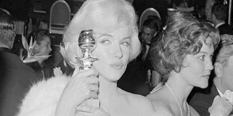 Subastan por 250.000 dólares el Globo de Oro que ganó Marilyn Monroe