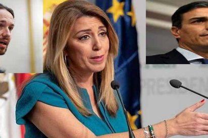 Pablo Iglesias tiene a Pedro Sánchez donde quiere: 'agarrado por lo huevos'