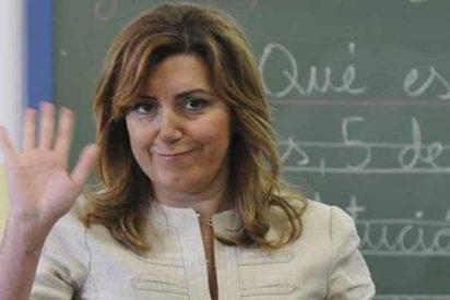 El verdadero sueldo de la santurrona Susana Díaz que la deja como una impenitente mentirosa