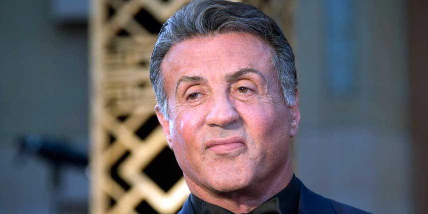 Desestiman los cargos contra Sylvester Stallone por presunta agresión sexual