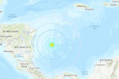 Un terremoto de magnitud 6,1 se registra en las costas de la isla colombiana de San Andrés