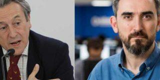 """Tertsch manda al contenedor la cobertura que TVE le regala a Ignacio Escolar: """"Eldiario.es es una basurilla"""""""