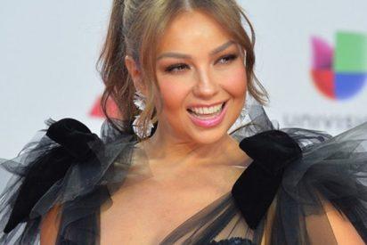 Thalía lleva playback en los conciertos y este vídeo lo demuestra