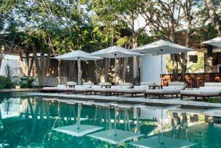 ¿Cuál es el hotel más lujoso de Cozumel?