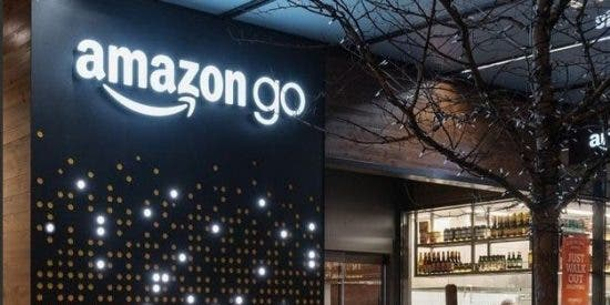 Amazon abre una nueva tienda en el centro de Madrid por el 'Black Friday'