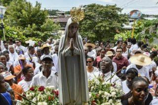 Timbiquí: el rincón de la selva donde la Virgen de Fátima llama a silenciar las balas