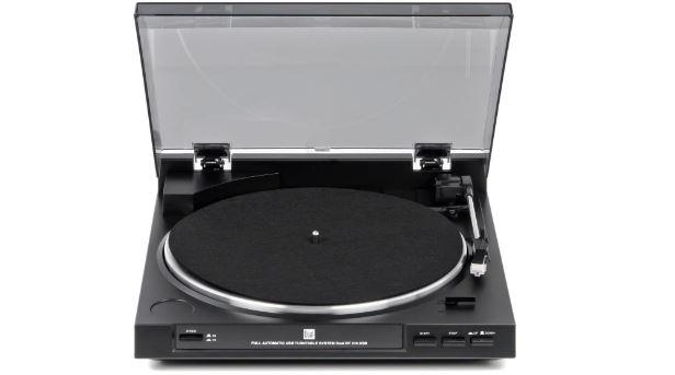 Tocadiscos para equipo de audio (USB, 35/45 rpm),