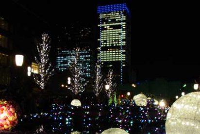 Una escapada a Tokio por Navidad