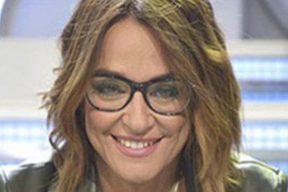 Así fue el esperado estreno de Toñi Moreno como sustituta de Emma García en 'Mujeres y Hombres y Viceversa'