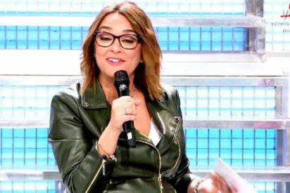 """""""Esto es 'Mujeres y Hombres y Viceversa' y yo me llamo Toñi Moreno"""""""