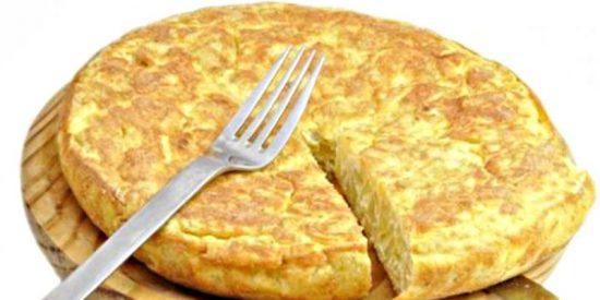 Los errores más frecuentes que se cometen a la hora de hacer una tortilla de patata