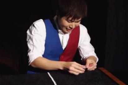 Así es el truco mágico que ha ganado el Campeonato Mundial de Magia