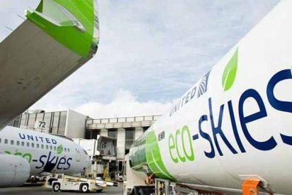 Aviones que funcionan con sebo de vaca o yogur griego para reducir costes y emisiones