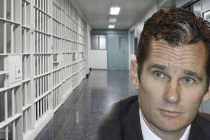 'Forrest Gump' Urdangarín: el marido de Cristina corre en la cárcel para no enloquecer