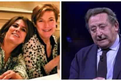 Alfonso Ussía hiela la sangre de Dolores Delgado destapando su verdadero expediente académico