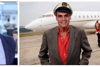 """Ussía masacra sin piedad al aviador Sánchez por ser un figurón de altos vuelos: """"Es un hortera de bolera"""""""