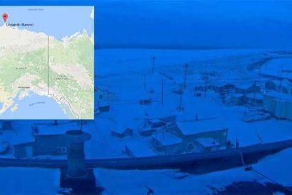 Utqiaġvik, el pueblo de Alaska que no volverá a ver el sol hasta el 23 de enero de 2019