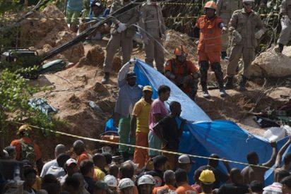 Varios muertos tras un deslizamiento de tierra en Brasil