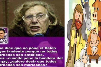 """Santiago López Castillo: """"¡Hay, Carmena!"""""""