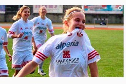 Italia en shock por la muerte de la joven promesa del futbol, Verena Erlacher