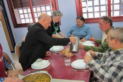 Vicente Jiménez: 'Los pobres son nuestro amos y señores'