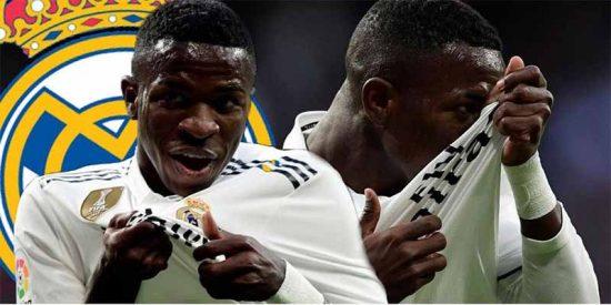 Real Madrid: Vinicius está listo y será titular en Vigo