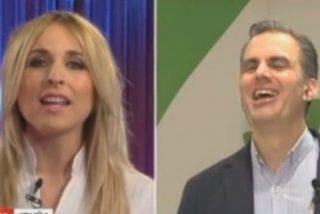 """Encerrona a Vox y a Javier Ortega en la televisión pública vasca: """"¡Fascistas, vienen a provocar, cordón sanitario contra ustedes!"""""""