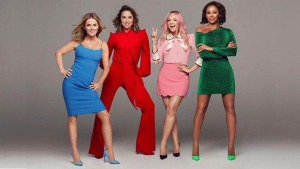 Las Spice Girls agregan dos fechas más a su gira tras el furor generado