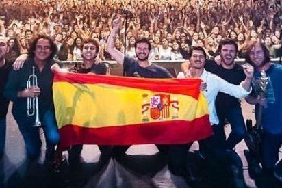 """Willy Bárcenas, el azote musical del nacionalismo en Pamplona: """"¡Viva Navarra y viva España!"""""""