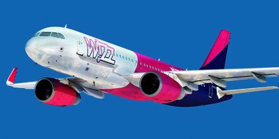 Wizz Air celebra 15 años volando y 200 millones de pasajeros transportados