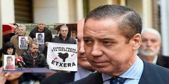 El ministro Marlaska deja sin visitas por la huelga de funcionarios a Zaplana pero no a los presos etarras