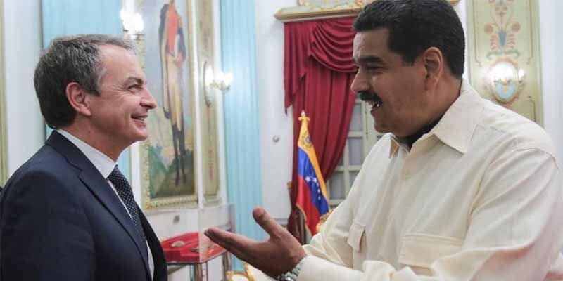 Zapatero vuelve a defender a Maduro: Presión sobre Venezuela responde a intereses económicos y políticos