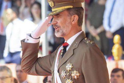 Las jarreteras Christmas de «Felipe el Laico» (and company)