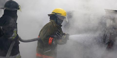 Villaverde: fallece un hombre de 61 años tras un repentino incendio en su casa