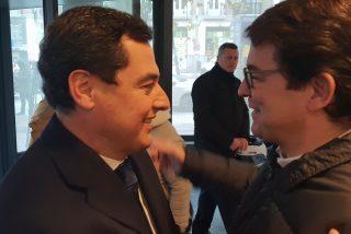 Mañueco reivindica que Juanma Moreno presida la Junta de Andalucía como líder del centro-derecha