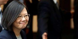La presidenta taiwanesa envía una invitación al Papa para visitar la isla
