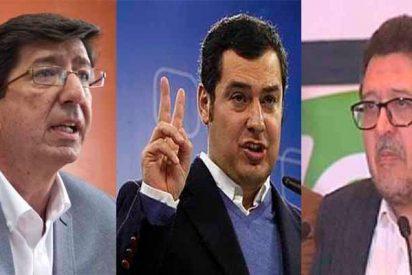 Andalucía: Los votantes de PP, Cs y VOX quieren un pacto y echar al PSOE de todos lados