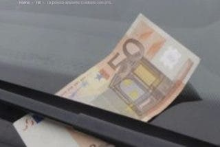 La Policía alerta del timo de los 50 euros: te puedes quedar hasta sin coche