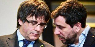 La terrible negligencia en un hospital catalán diagnostica que Puigdemont es un canalla sin remedio