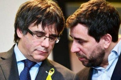 La terrible negligencia en un hospital catalán diagnostica que Puigdemont es un canalla sin remedio
