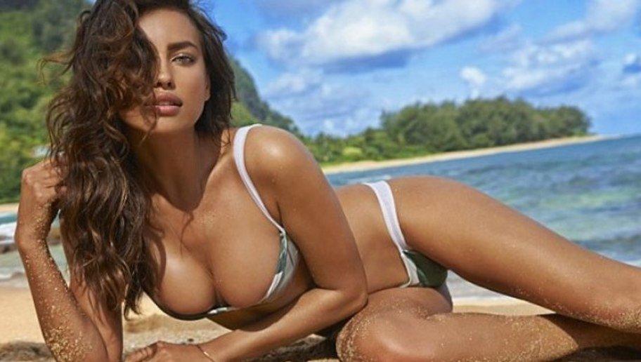 Irina Shayk se abre al falda y pasa esto…