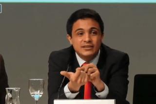 Lorent Saleh acusa de blandita a España ante la dictadura de Nicolás Maduro