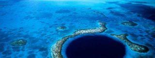 El Gran Agujero Azul de Belice, un gran enigma del mundo oceánico