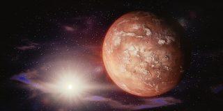 Estudian producir combustible en Marte a través de un reactor de CO2