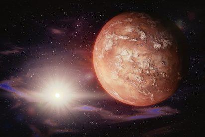 Marte tiene una rotación similar al 'baile' de una peonza