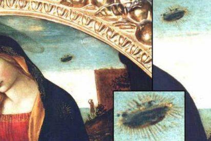 OVNIs: grandes obras de arte que esconden platillos volantes o extraterrestres
