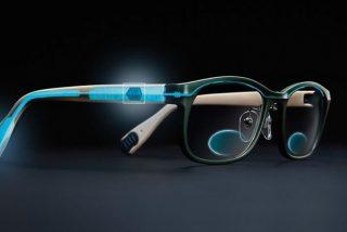 Así son las primeras gafas inteligentes que cambian su graduación