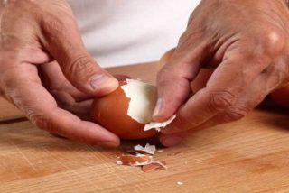 Cómo saber si un huevo está bien cocido