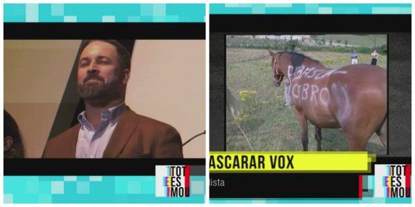 Miserable campaña conjunta de TV3 y ETB contra VOX... que todo lo que conseguirá es hincharle más de votos
