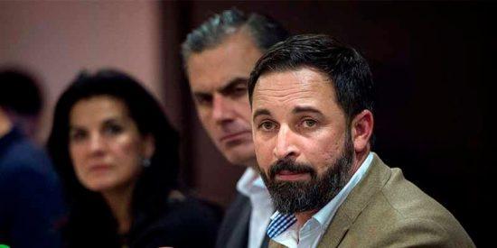 """Vox exige la expulsión """"inmediata"""" de ilegales para apoyar cualquier Gobierno tras las generales"""